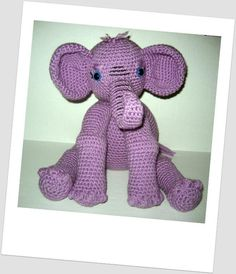 Looking for your next project? You're going to love Miss Ellie Elephant  by…