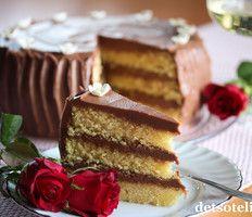 Det er helg - og hva med å slå til med en supergod kake med… Tiramisu, Cheesecake, Ethnic Recipes, Desserts, Food, Cakes, Tailgate Desserts, Deserts, Cake Makers