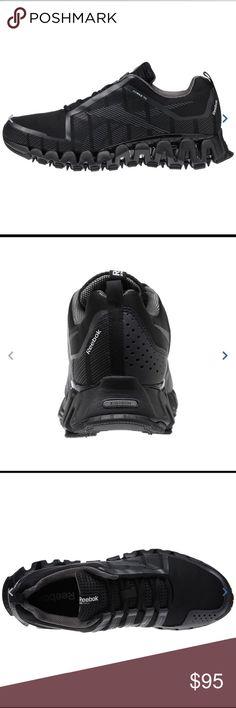 outlet store 03134 98969 💥Reebok Zigwild Zigtech TR 2 Mens Running shoes💥 Foam-padded collar with  heel