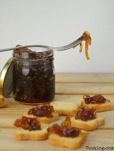 Cebolla caramelizada especial   Cuuking! Recetas de cocina