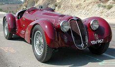 1. Los Alfa Romeo históricos (1906 - 1955) in Clásicos