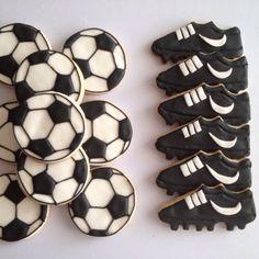Fútbol: balón y botas