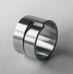 Gijs Bakker | Aluminium armband, 1971