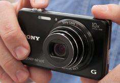 Sony Cyber-shot DSC-WX150 via @CNET