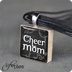 Cheer Mom - LifeTiles Necklace $10.99