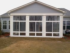 sunrooms patio enclosures | OUR SERVICES