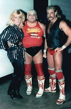 """""""I think Magnum TA said it to me when I was talking to him about Dusty. He said, 'You know, John Wayne's not supposed to die and Dusty Rhodes is John Wayne.'"""" –David Crockett, on Dusty Rhodes' death; Nwa Wrestling, Wrestling Stars, Wrestling Superstars, Shane Douglas, Dusty Rhodes, Wwe Tna, Ric Flair, Wwe World, Professional Wrestling"""