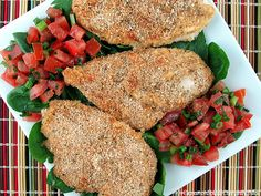bruschetta chicken oven fried parmesan crusted bruschetta chicken ...
