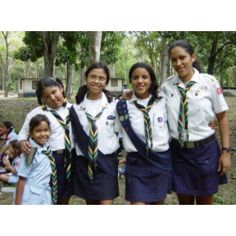 World Association of Girl Guides and Girl Scouts - Our World: Venezuela