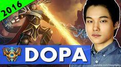 [Jun 24, 2016] 도파 Dopa Viktor vs Syndra S6 Live Stream - PENTAKILL ???