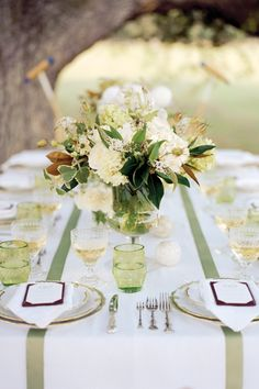 #mint green  wedding ... Wedding ideas for brides, grooms, parents & planners ... https://itunes.apple.com/us/app/the-gold-wedding-planner/id498112599?ls=1=8 … plus how to organise an entire wedding ♥ The Gold Wedding Planner iPhone App ♥ http://pinterest.com/groomsandbrides/boards/