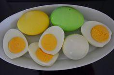 Food and More - Rezeptra: Was tun mit restlichen Ostereiern?