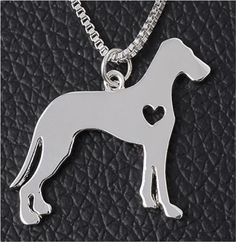 $39.99 - $14.97 Great Dane Necklace Do you love your Dane, then this custom necklace is a must have.…And you can get it, but only for a limited time! We ship with a USPS tracking number. Shipping take