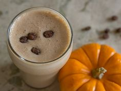 Pumpkin-Coffee Milkshake #recipe