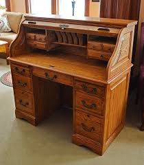 Winners Only - Roll Top Desk - Harris Family Furniture