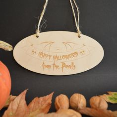 personalized halloween signs wood halloween sign wood halloween decorations - Personalized Halloween Decorations