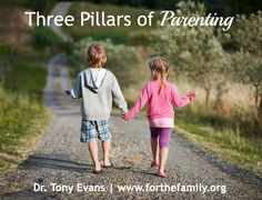 God has instructed us in His Word concerning three pillars of parenting which can stabilize and protect your home from the attacks of the enemy. Parenting Websites, Parenting Articles, Parenting Advice, Parenthood Quotes, Tony Evans, Christian Wife, Marriage And Family, Relationship Issues, Christian Parenting