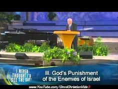 David Jeremiah - America Turning on Israel... ** I NEVER thought I'd see the day either pastor... and it's very bad for the USA.