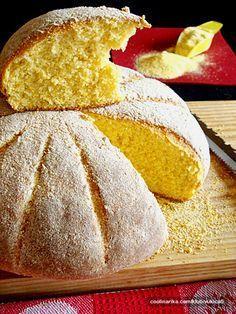Rustični kukuruzni hljeb — Coolinarika