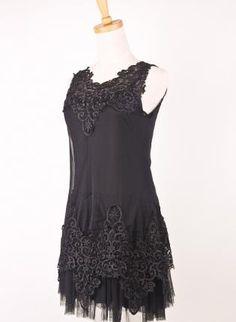 Black Little Black Dress
