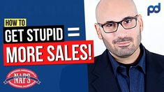 SELL MORE & CRUSH SALES Objections by Getting STUPID! (68% Increase). How To Become Successful, Sales Techniques, Public Speaking, Stupid, Psychology, Crushes, Bible, Training, Education