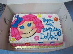 Lalaloopsy cake:)