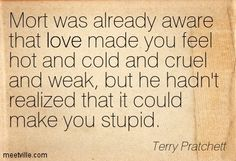 terry pratchett mort quotes - Google Search