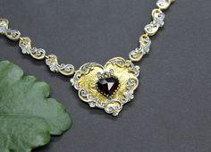 18th Century, Jewellery, Diamond, Bags, Necklaces, Neck Chain, Heart, Handbags, Jewelery