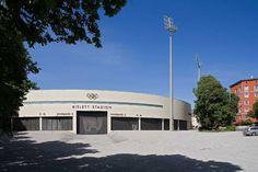 Bislett Stadium C.F. Møller
