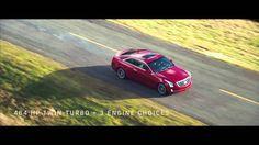 The 2016 Cadillac #ATS Coupe and Sedan at Cadillac of Santa Fe: www.cadillacofsantafe.com.