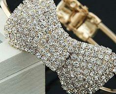 Kayave.com Bow knot sparkly bracelet
