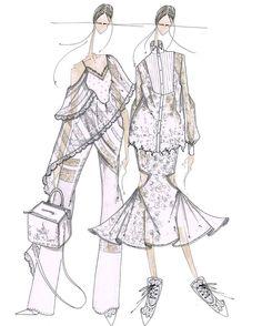J.Larkowsky Illustration, Givenchy