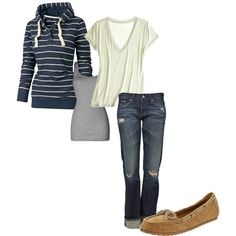 Casual, created by heartclothestoo.polyvore.com