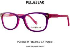 Pull&Bear PBG1763 C4 Purple Pull, Eyewear, Bear, Style, Swag, Eyeglasses, Bears, Sunglasses, Outfits