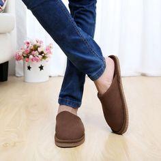 $2.70 (Buy here: https://alitems.com/g/1e8d114494ebda23ff8b16525dc3e8/?i=5&ulp=https%3A%2F%2Fwww.aliexpress.com%2Fitem%2FMen-Simple-Slippers-Velvet-Anti-slip-Winter-Soft-Warm-House-Shoes-High-Quality-Indoor-Slippers-Zapatillas%2F32781761385.html ) Men Simple Slippers Velvet Anti-slip Winter Soft Warm House Shoes High Quality Indoor Slippers Zapatillas De Casa Hombre #9220 for just $2.70