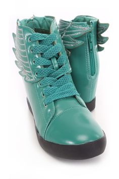 a15315f604b165 Be comfy yet stylish this season with these fashionable sneaker wedges!  They will go perfect