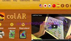 ColAR Mix App de realidad aumentada para niños