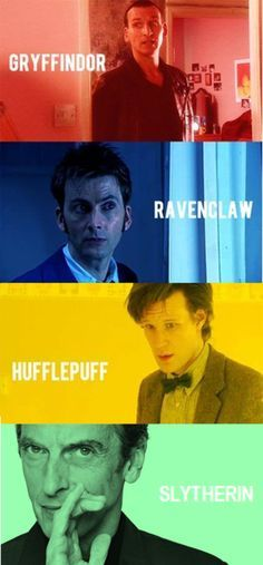 back to the future sorted into hogwarts houses - Google Search