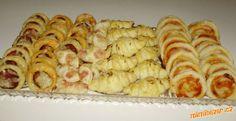 Slané na oslavu :o) Ethnic Recipes, Food, Essen, Meals, Yemek, Eten