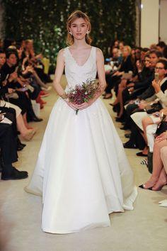 Vestidos de noiva Carolina Herrera – spring 2016