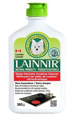 Lainnir Glass Ceramic Cooktop Cleaner