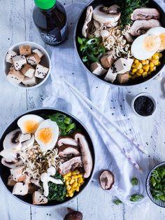 Miso Ramen Suppe und ein Abstecher nach Japan ( Werbung )