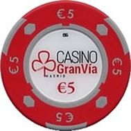 #Casino Gran Via Madrid Spain