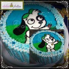 Bolo Temático Doki Dolce, Birthday Cake, Desserts, Food, Tailgate Desserts, Birthday Cakes, Deserts, Meals, Dessert