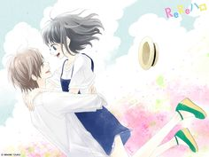 Colorful Day Rere hello #mangacap