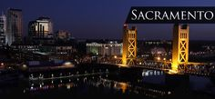 Sacramento: Find out what's happening in your city!  Register Today!