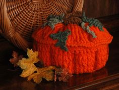 Harvest Pumpkin Casserole Cover