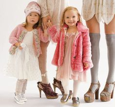 .wee people by free people.... if only i had a little girl..
