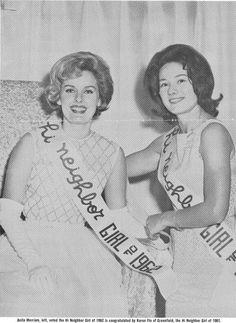 Anita, 1962 #Vintage #Pinup #GansettGirl