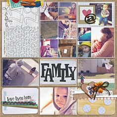 The Lilypad Storytelling with Photo Collages » The Lilypad